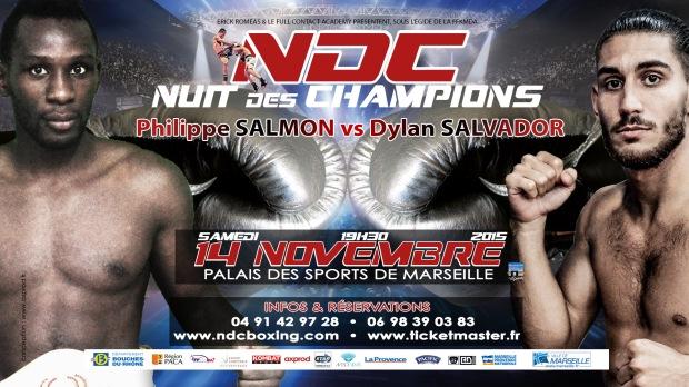 Affiche 16-9 04 Salmon vs Salvador