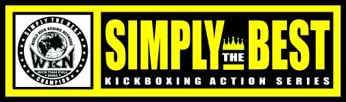 Simply the best Kickboxing grafic