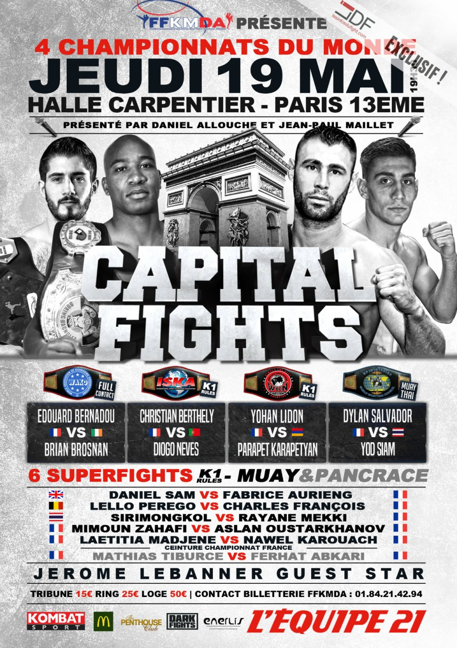 Capital-Fights