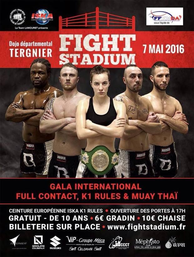 fight stadium