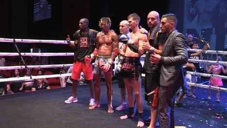 Gaetan Dambo vs Jimmy Viennot - 75 kg.Image fixe002