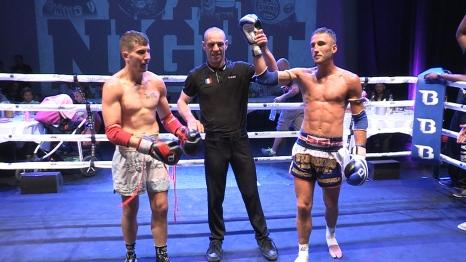 tournois - 63 , 5 kg Daniel Manzoni vs Gabriel Moreno .Image fixe001